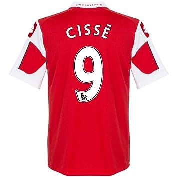 info for 3c54c 28515 12-13 QPR Away Jersey + Cissé 9 - XXL, Jerseys - Amazon Canada
