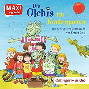 Die Olchis im Kindergarten Hörspiel