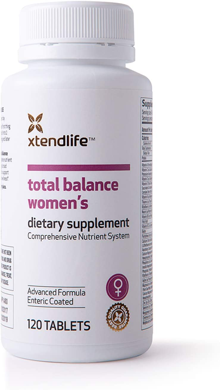 Xtend-Life Total Balance Women's Multivitamin / Multinutrient Supplement for Anti-Aging & General Health