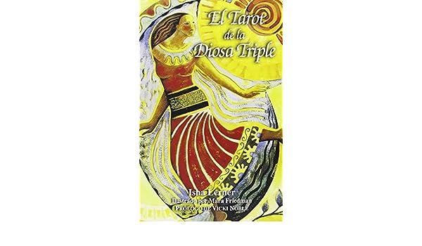 El Tarot De La Diosa Triple (Incluye 33 Cartas ...