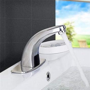 Grifo Cocina Lavabo Baño Bañera Jardin Grifería Lavabo Mezclador Cascada Baño Lavabo Grifo Ctzl5528: Amazon.es: Bricolaje y herramientas