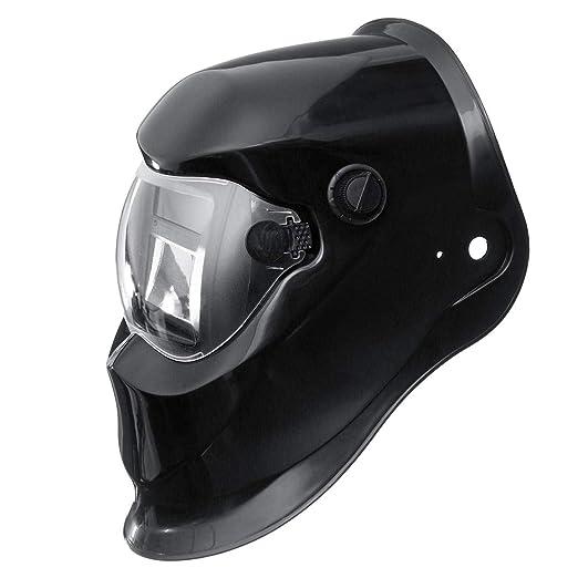 Máscara de soldadura para oscurecimiento automático Pro Solar Arc Tig Mig máscara de molienda COD: Amazon.es: Industria, empresas y ciencia