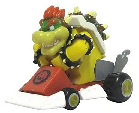Amazon Com Mario Kart Ds 2011 Wind Up Racing Kart Collection 1 5
