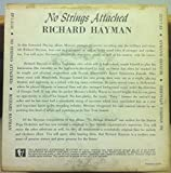 RICHARD HAYMAN NO STRINGS ATTACHED 45 rpm single