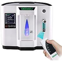 Vogvigo Portable Concentrador y generador de oxígeno 1-6L/min