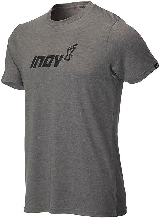 Inov8 AT//C TRI Transition Mens Green Short Sleeve Crew Neck T Shirt Top