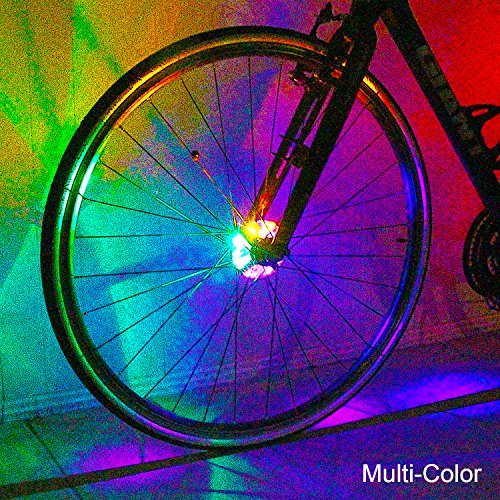 Blitzu Wheel Light (Multi-Color)