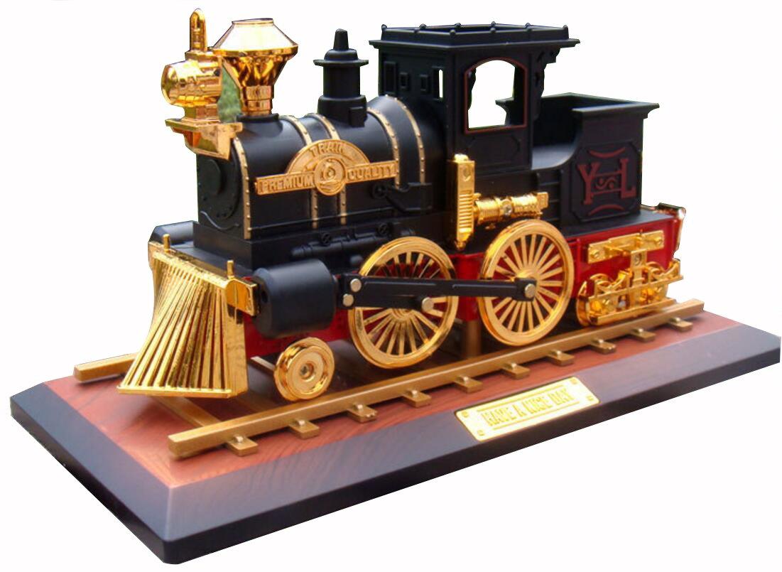 高級ブランド horbousクラシックヴィンテージレトロClockwork Railway Train Musicボックス B072LX4RJW – ブラック/コーヒー ブラック HJJCP0058-59 ブラック Railway B072LX4RJW ブラック, EverydayGoldrush:1bc62899 --- mrplusfm.net