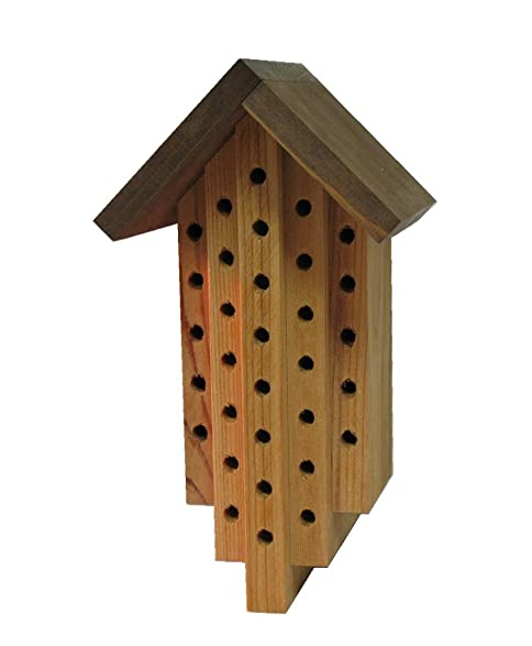 Mason Bee House Attract Orchard Bees To Your Garden