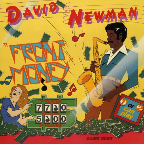 Front Money David Newman product image