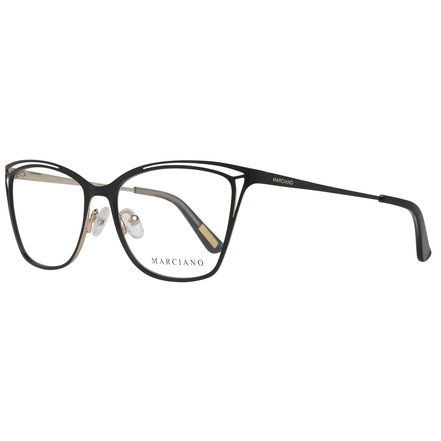 a568f5db3e0 Guess By Marciano GM0310 Eyeglasses 53 002 Matte Black at Amazon Men s  Clothing store