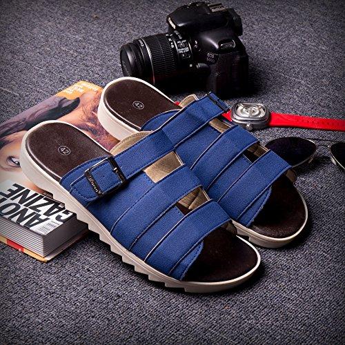 e18da035cf9 Xing Lin Sandalias De Hombre Tendencia De Verano Chanclas Sandalias  Zapatillas Zapatillas Moda Zapatillas Nuevas Zapatillas