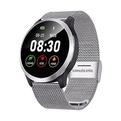 ZUEN Smart Watch ECG + PPG Ritmo cardíaco Presión Arterial ...