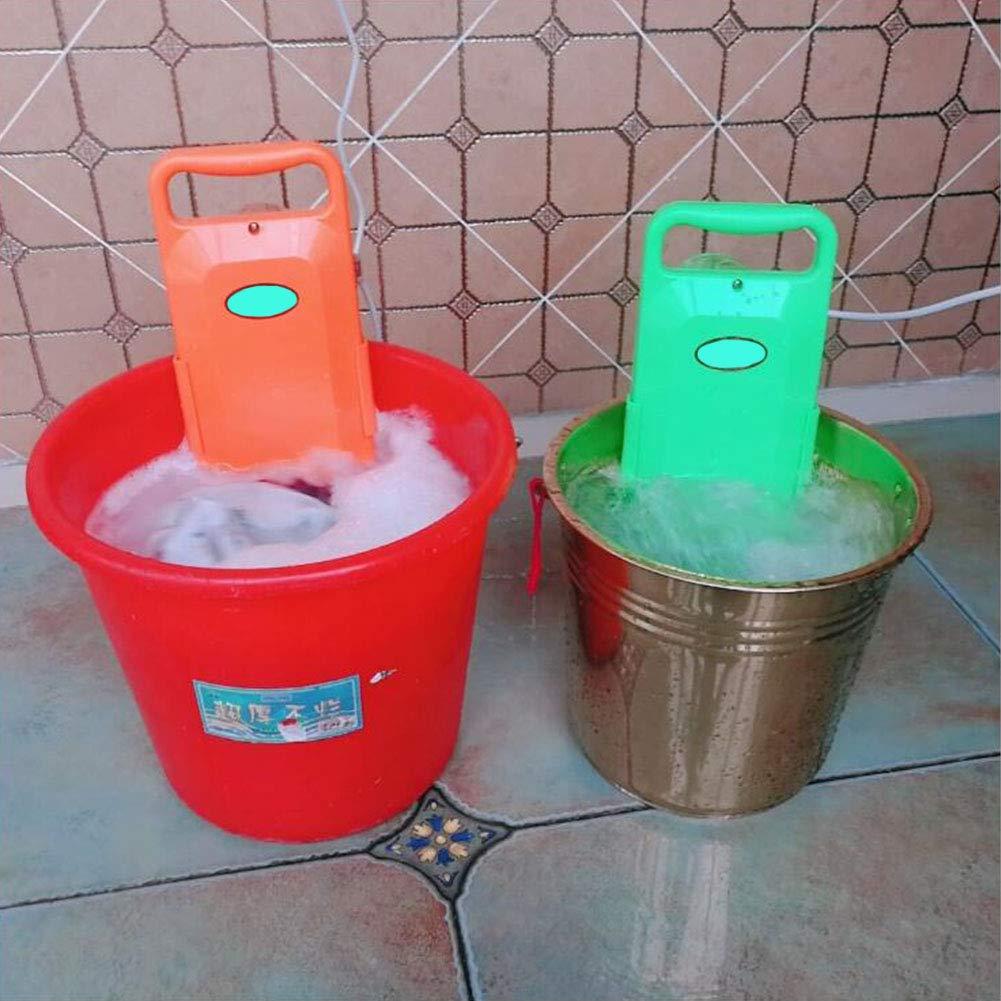 Portable Portable Mini Mini Convenient Washing Machine Travel Washing Machine Bucket Home Lazy Laundry Artifact,Green Dormitory