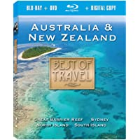 Best of Travel: Australia & New Zealand (Two-Discs Edition)