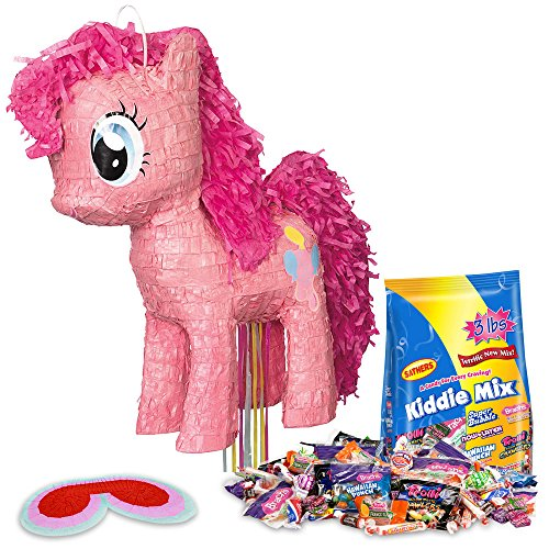 My Little Pony Pinata (BirthdayExpress My Little Pony Party Supplies - Pinkie Pie Pinata)