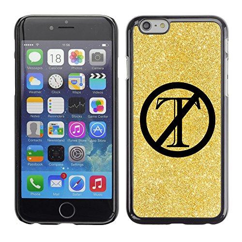 """Print Motif Coque de protection Case Cover // Q04120568 Trump est une poussière de paillettes // Apple iPhone 6 6S 6G 4.7"""""""