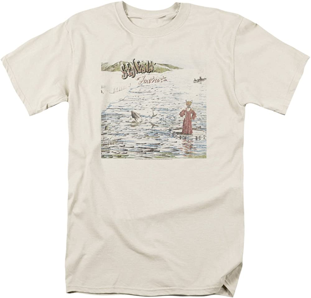 Genesis - Foxtrot - Adult T-Shirt