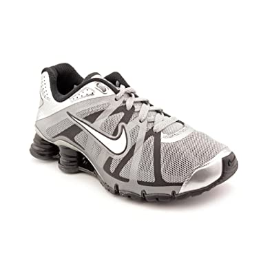 1cec65bb13da usa nike shox roadster youth boys silver running shoes size uk 3 e0c31 a1c7c
