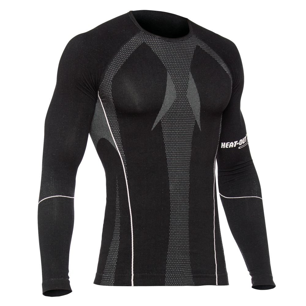 25cd74b3 Magellan Outdoors Mens 3.0 Base Layer Long Sleeve Shirt With Scent Control