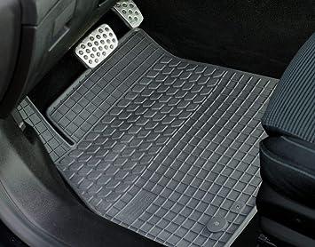 Fußmatten Für Smart Fortwo 451 2007 2015 Gummi Gummimatten Auto
