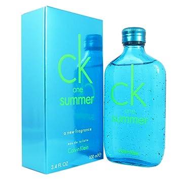 Calvin Klein CK One Summer - Eau de Toilette 100 ml  Amazon.co.uk ... 6d5e1ff1f0