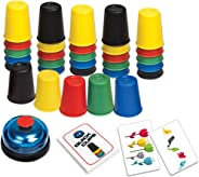 Practical Desktop Toys Children Stacking Cup Game Speed Challenge Funny Toy