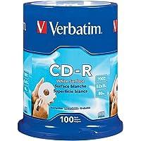 100-Pack Verbatim 94712 CD-R CD Spindle