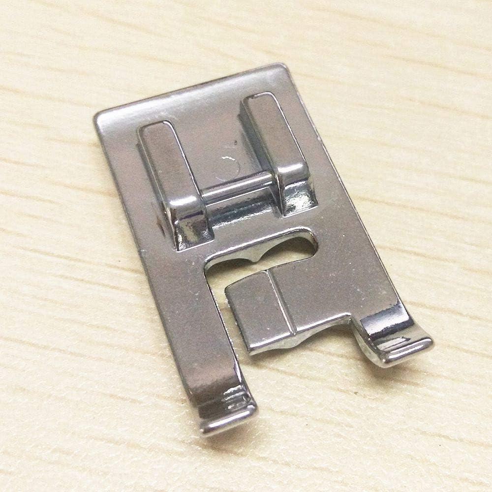Pie de pie abierto para m/áquina de coser YICBOR #718L