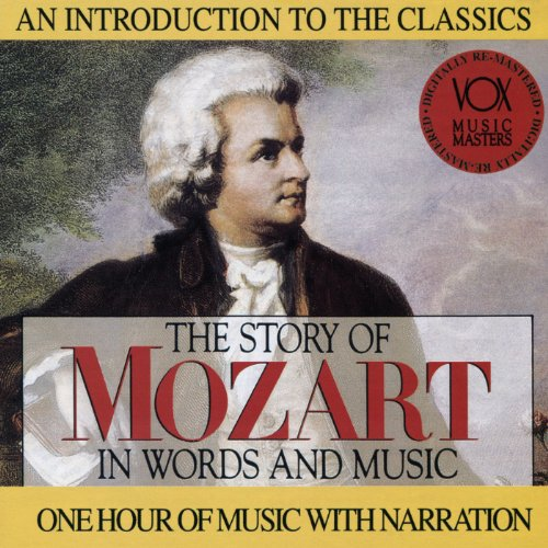 The Story of Mozart in Words
