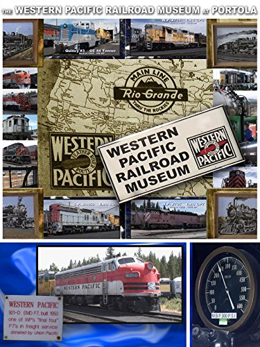 Pacific Railroad Stock (The Western Pacific Railroad Museum at Portola)
