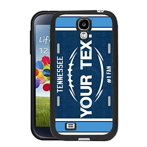 uk availability 822a8 cb5df Amazon.com: BRGiftShop Personalize Your Own Football Team Tennessee ...