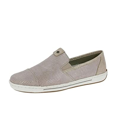 Chaussures Loren beiges Casual iwgl8