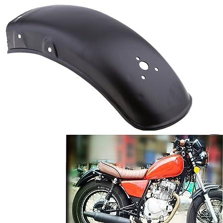 Dolity Rear Wheel Fender Mudguard Motorcycle Motorbike for Suzuki GN125//GN250