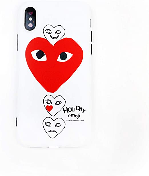 CDG Play Case Cover for iPhone Phone Support Coque 1 for iPhone Xs ...