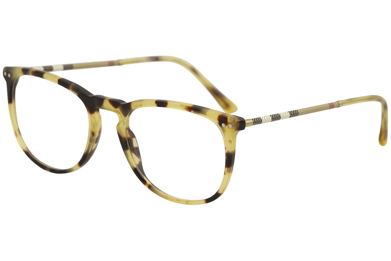 984da378e7 Burberry Men s BE2258Q Eyeglasses Light Havana 53mm at Amazon Men s Clothing  store