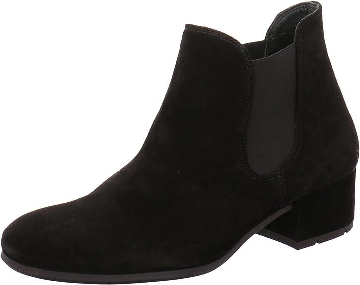 Paul Green Stiefelette Schwarz: : Chaussures et Sacs