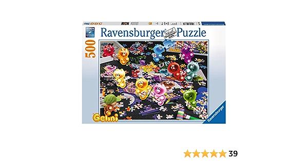Ravensburger Puzzle 19795 même le virage dans le Gelini