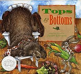 Tops & Bottoms (Caldecott Honor Book) by [Stevens, Janet]