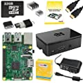 CanaKit Raspberry Pi 3 Complete Starter Kit - 32 GB Edition by CanaKit