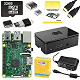 NOTE: The 32 GB MicroSD card may appear as 1 GB when inserted into a PC as it is pre-partitioned. The remaining space can be expanded as desired.The CanaKit Raspberry Pi 3 Starter Kit is covered by CanaKit's 1-Year Manufacturer Warranty offering hass...