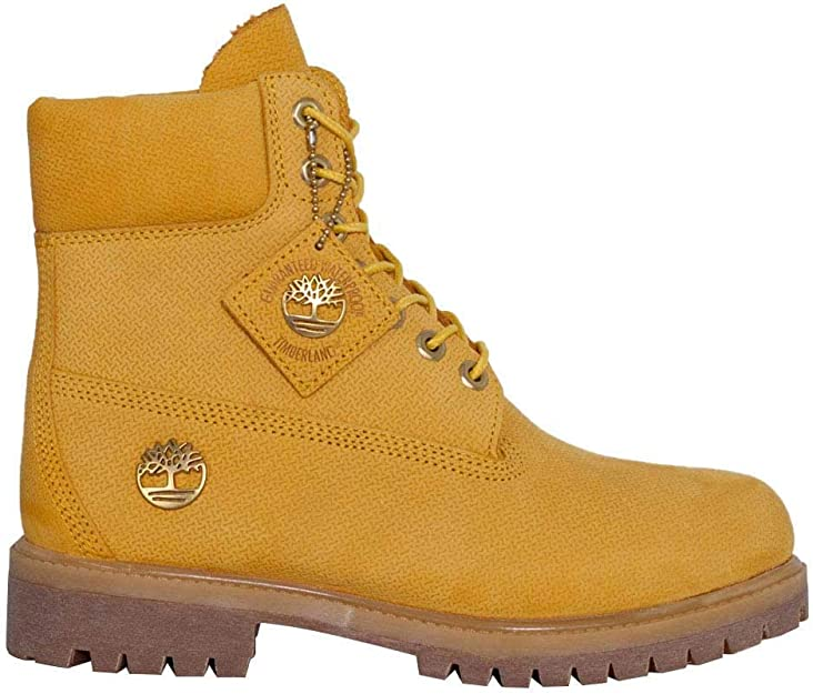 Homme Pour GoldBotin Premium Old Timberland Boot 8wk0nOP