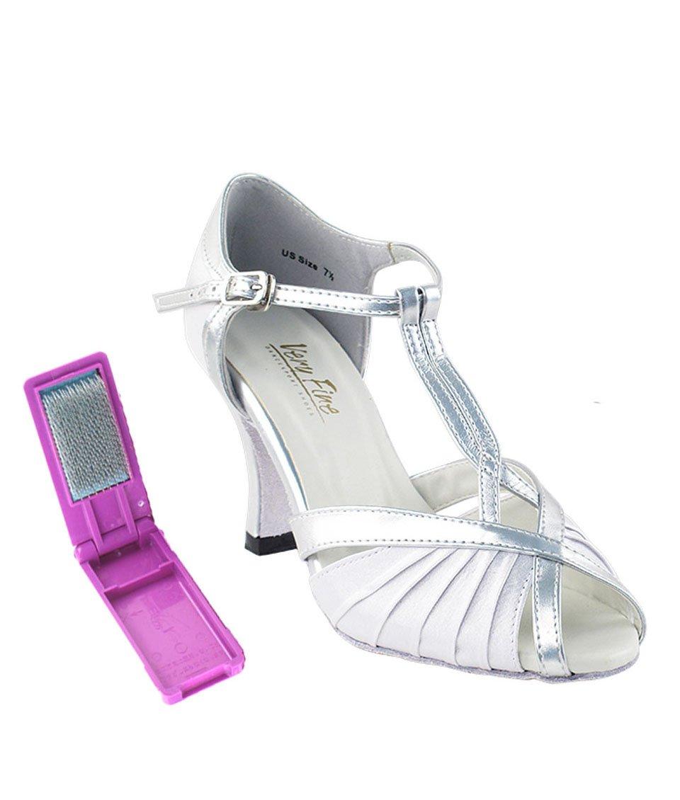 Very Fine Women's Ballroom Latin Tango Salsa Dance Shoes 2707 2.5