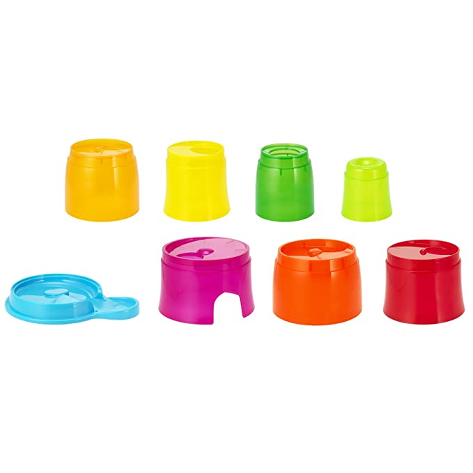 itsImagical - Activity Babel, Torre de Cubos encajables con Bolas de Colores (Imaginarium 87316): Amazon.es: Juguetes y juegos
