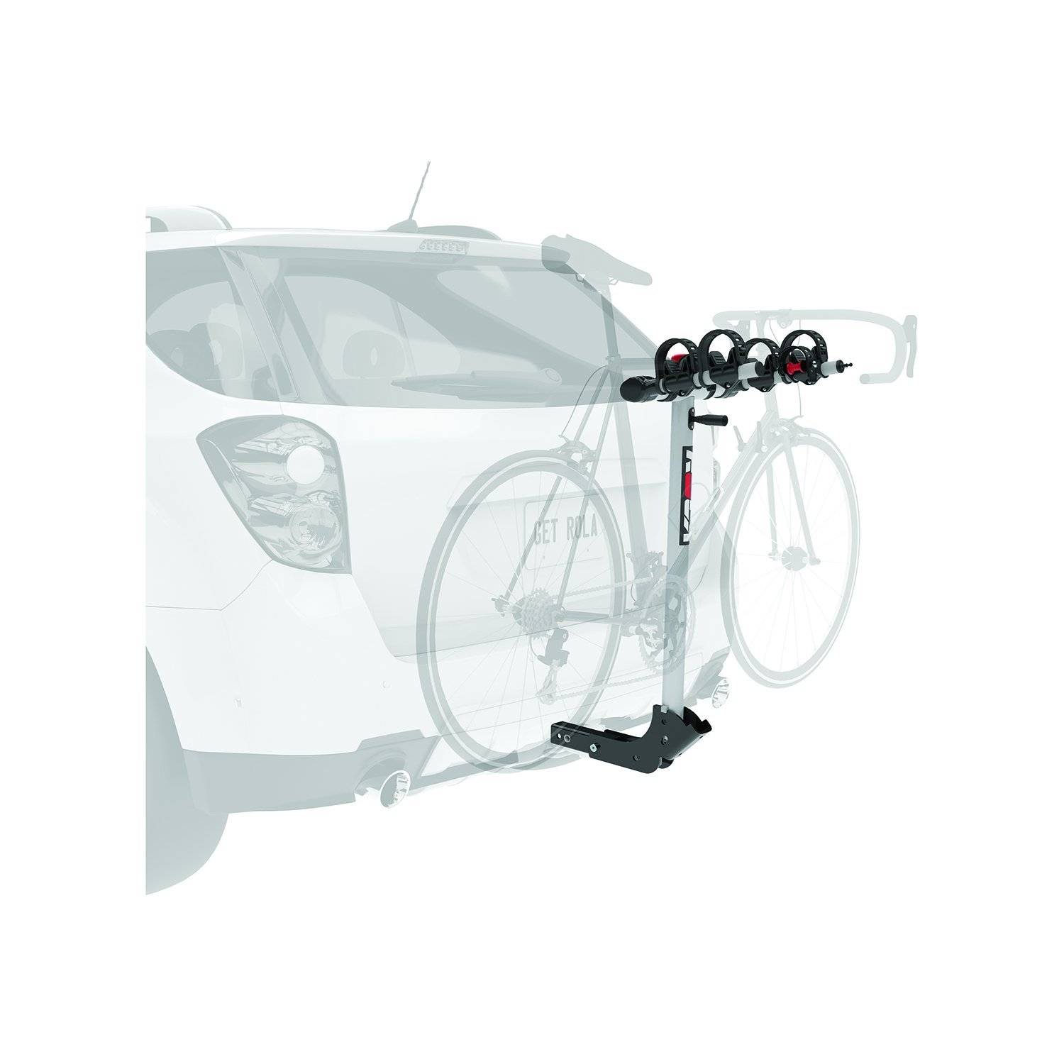 Amazon ROLA TX Hitch Mount 2 Bike Carrier with Tilt