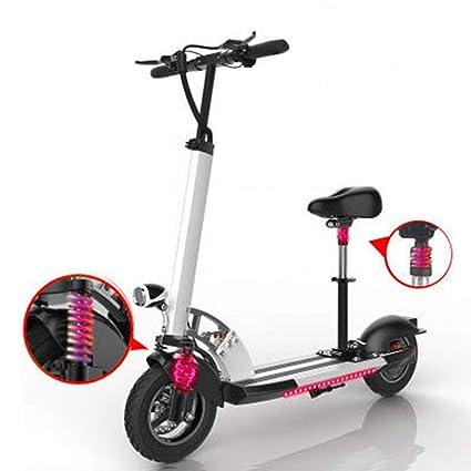 Dapang Kick Scooter eléctrico para Adultos Offroad ...