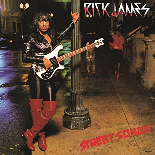 Vinilo : Rick James - Street Songs (LP Vinyl)
