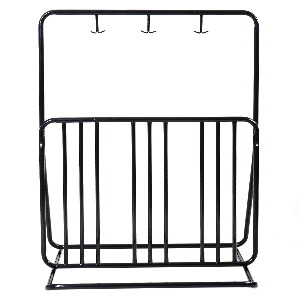 当季大流行 Goplusつ Bicycle Parking Storage Rack Black 1-6 Goplusつ B0162U2QLM Bikes Steel Park Stand 2/3/4/5 Black by Goplus B0162U2QLM, コクブンジマチ:fa9d7e0e --- irlandskayaliteratura.org
