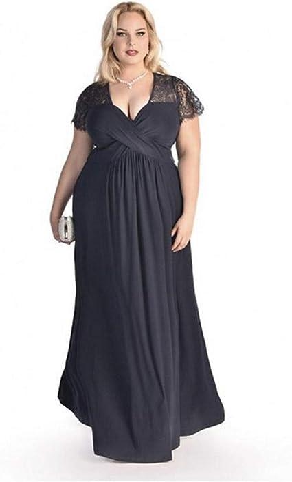 Vestidos largos xxl baratos
