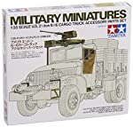 Tamiya 1/35 US 2.5 Ton Truck Accessories from Tamiya